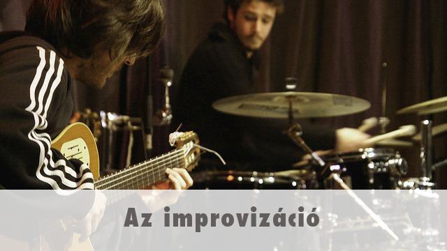 Az improvizáció