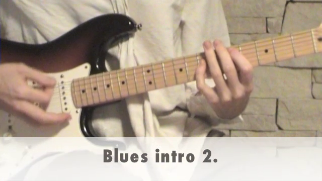 Blues intro 2.