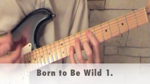 Born to Be Wild 1.