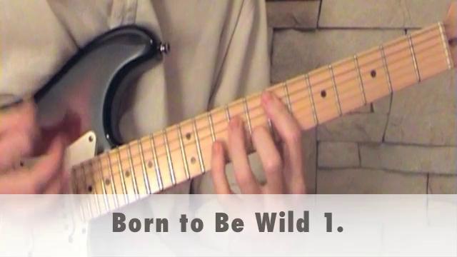Born to Be Wild 1.