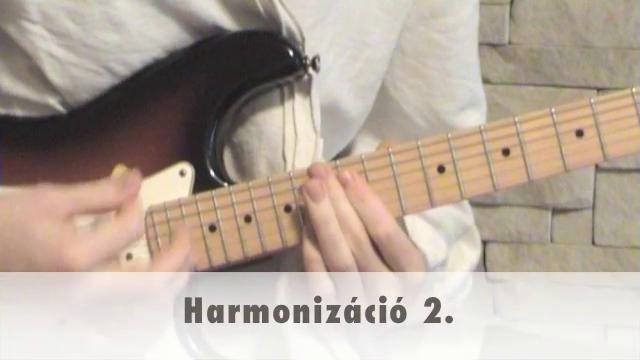 Harmonizáció 2.