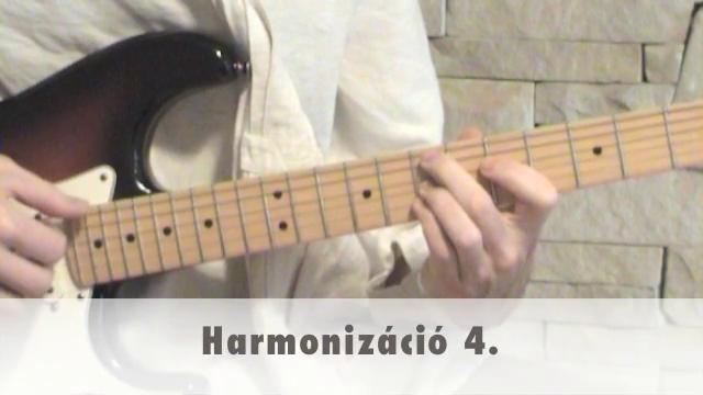 Harmonizáció 4.
