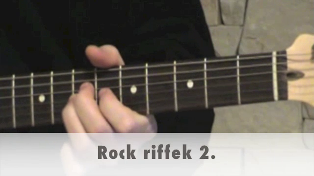 Rock riffek 2.