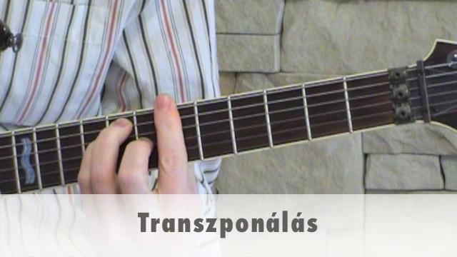 Transzponálás